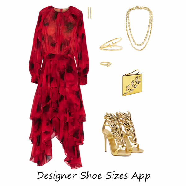 "Fall-winter 2016 outfit with Giuseppe Zanotti shoes ""CRUEL CRYSTAL"""