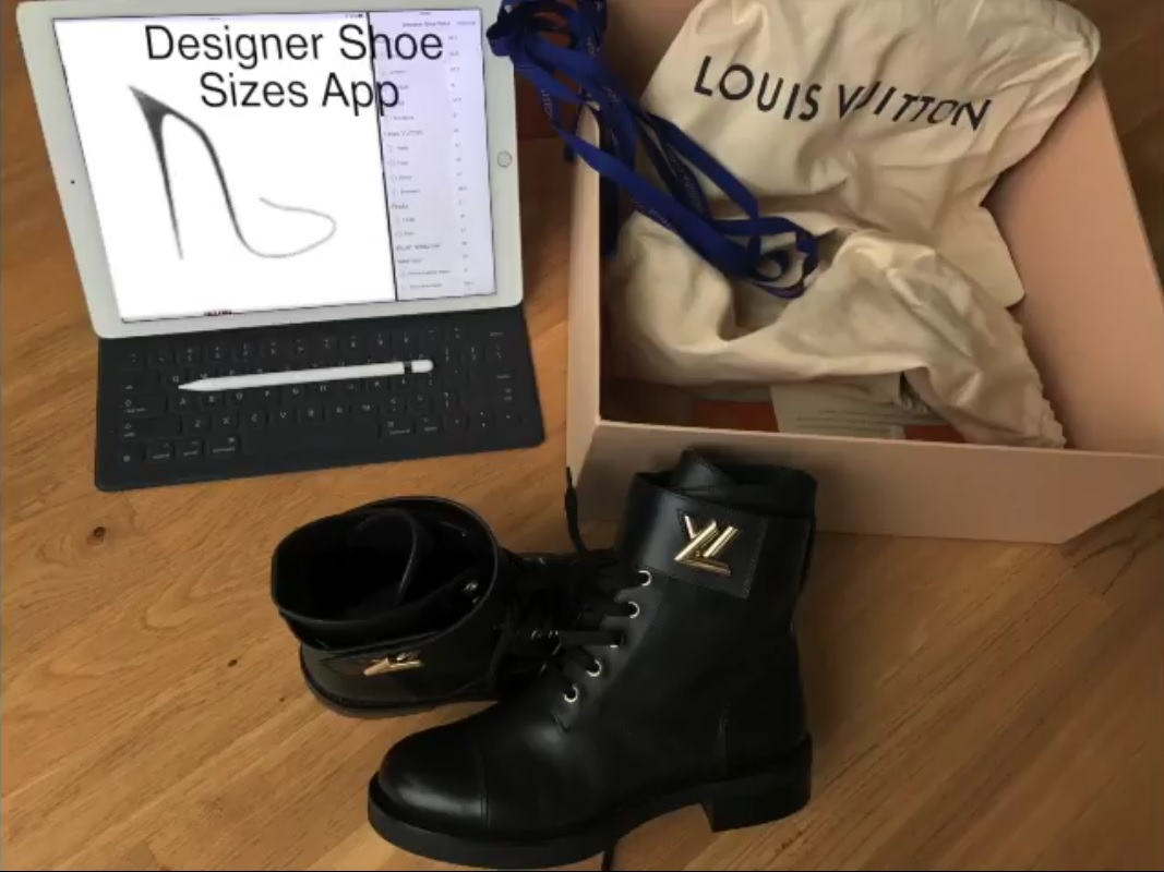 7a87cc035ce0 Louis Vuitton Wonderland boots UNBOXING