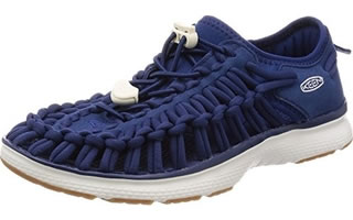 KEEN Women's Uneek O2 ESTATE BLUE
